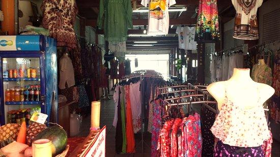 Bophut, Thailand: Big Buddha shopping and cafe complex