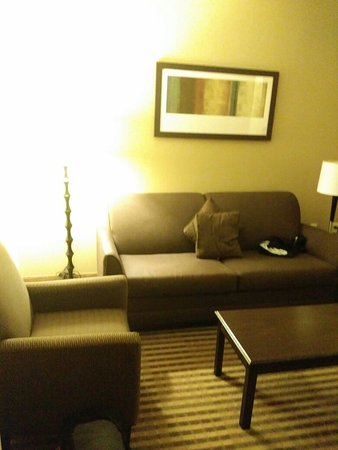 Comfort Suites DFW Airport : Good and free