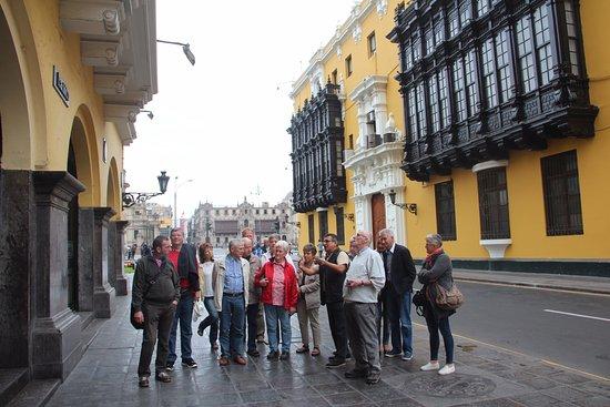 Hotel San Antonio Abad: In Limas Altstadt