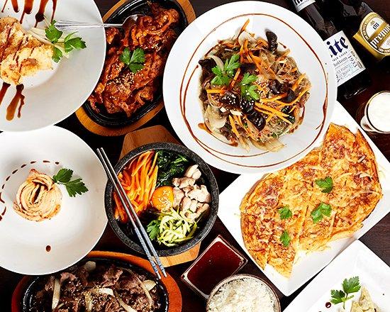 Korean Restaurant Delivery London