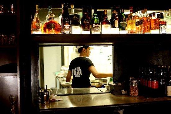 Echo & Citythai: Cocktails & Thaifood