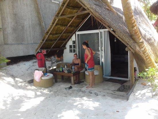Playa Xcanan Cabanas Tulum Photo