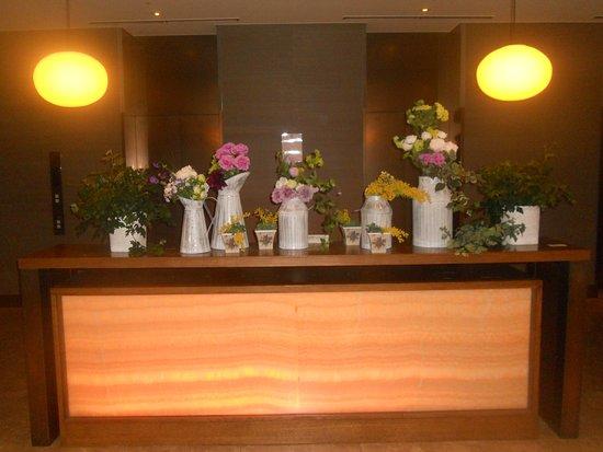 Hotel Sunroute Plaza Shinjuku: Lobby area