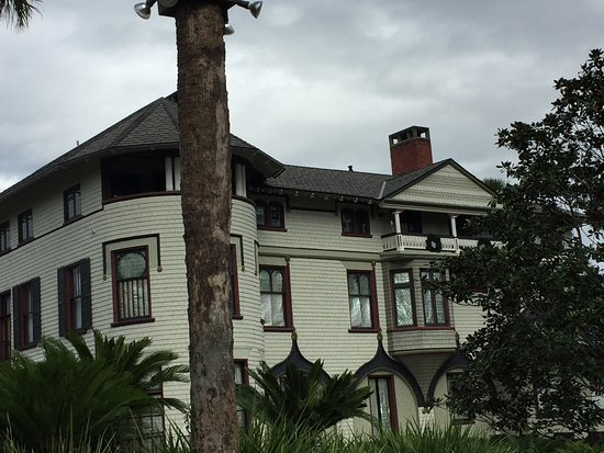 Stetson Mansion Deland, Florida