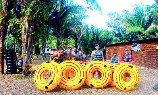 Jose Tours Belize : Let's Go Cave Tubing!