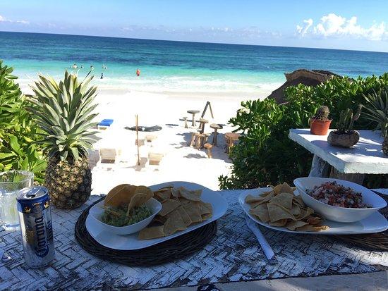 Zulum Beach Club Restaurant