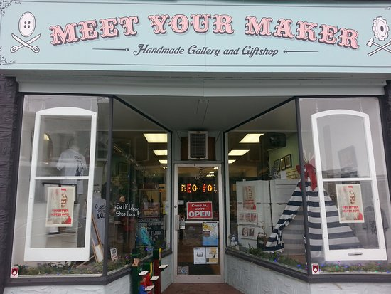 ‪Meet Your Maker Handmade Gallery and Gifts‬