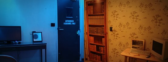 Quantum Rooms Escape Game : Le Voyage Temporel