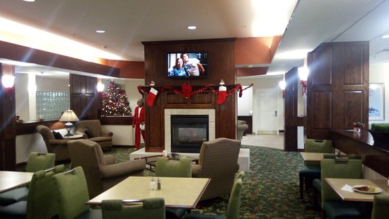 Homewood Suites Dallas - DFW Airport N - Grapevine: Lobby del Hotel