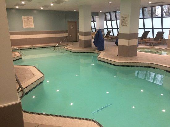 Emby Suites By Hilton Portland Washington Square Hotel Pool