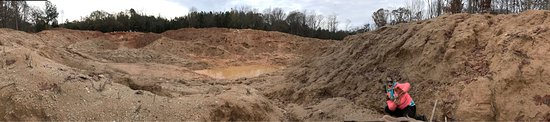 Abbeville, SC: Diamond Hill Mine