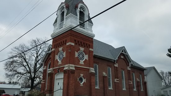 Fairland United Methodist Church