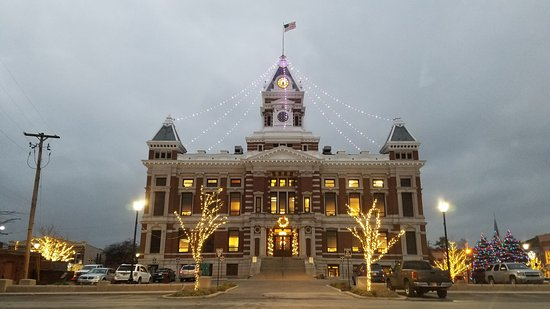 Johnson County Superior Court Building