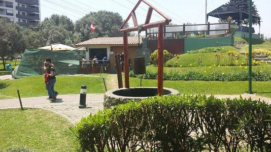 Parque La Felicidad