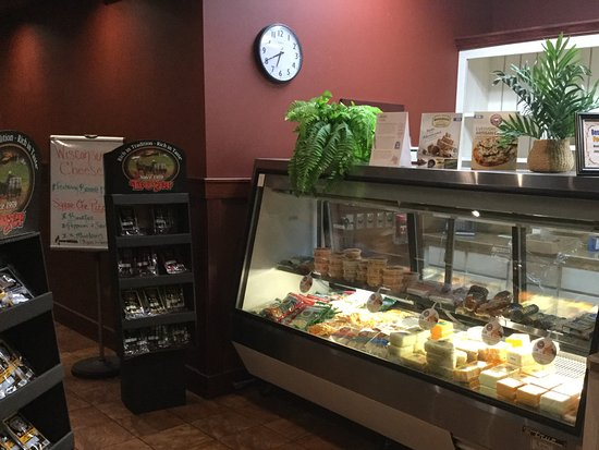 Albertville, MN: Large deli with Burnet Dairy cheeses and North Country Gourmet dips