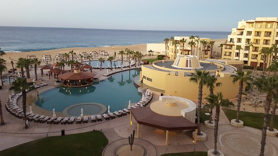 Pueblo Bonito Pacifica Golf Spa Resort View From The Towers