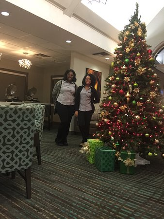 Residence Inn Huntsville: Wonderful Helpers.