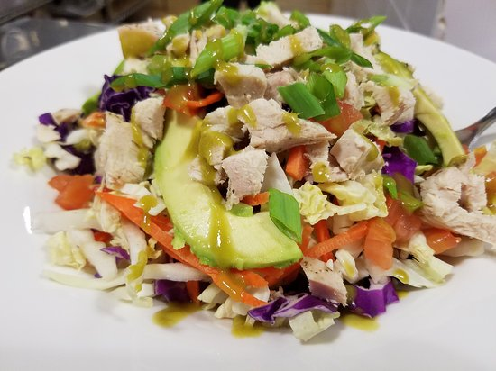 Ripon, Висконсин: Thai Chicken Salad