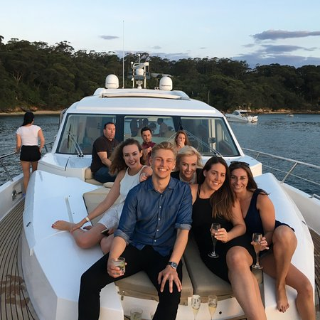 Sydney Harbour Escapes: Plenty of seats