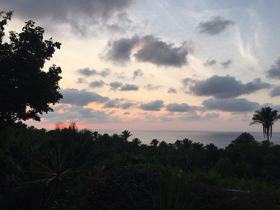 Hacienda de la Costa: View from our patio