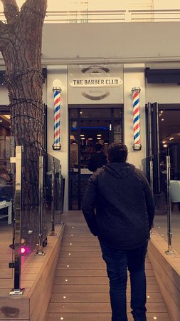 ‪The Barber Club‬