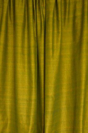 Aquamarine curtains made to order - Picture of VYANNI, Matara ...