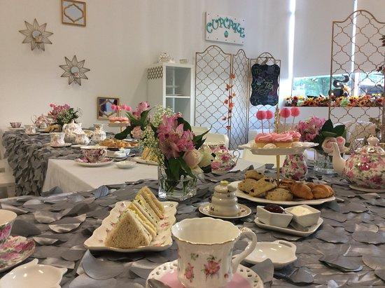 Orlando Tea Room Experience