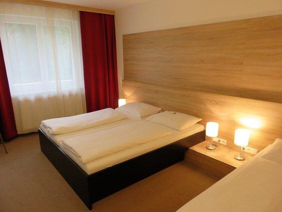 Springer Schlössl Hotel: Standard double room #102