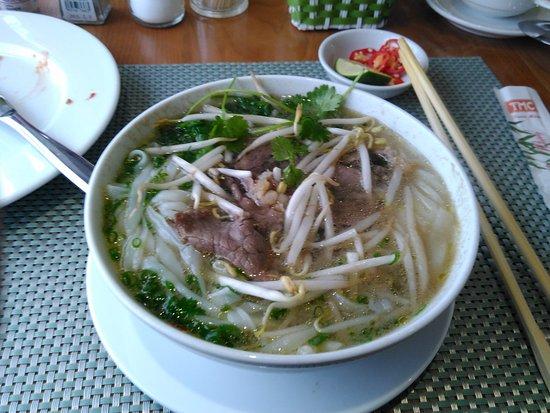 Cherry Hotel 2 : Pho Hanoi - my favourite breakfast