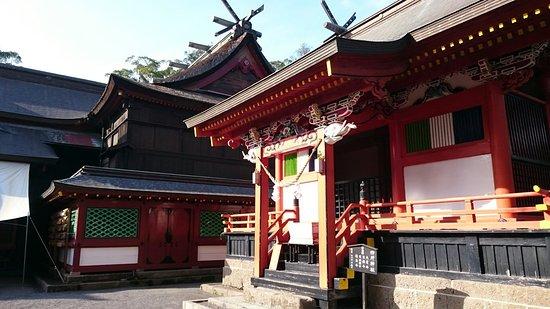 Kagoshima Jingu Shrine