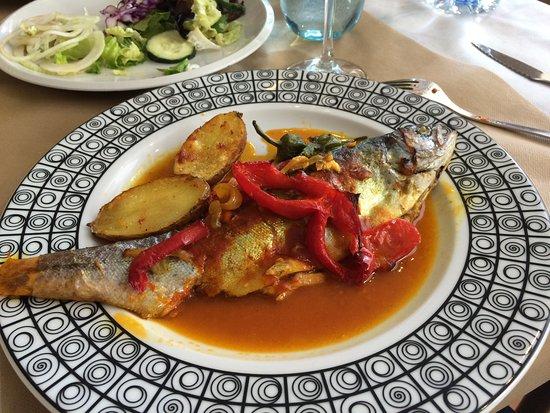Restaurante El Coto de San Juan: 主餐的份量就超滿足