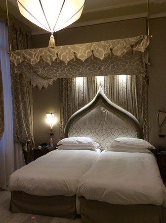 Las camas son muy comodas!!