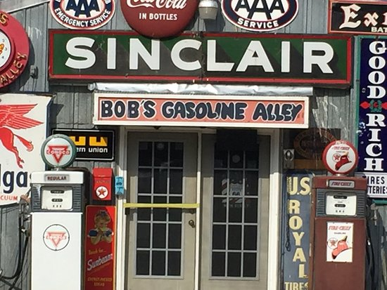 Bob's Gasoline Alley