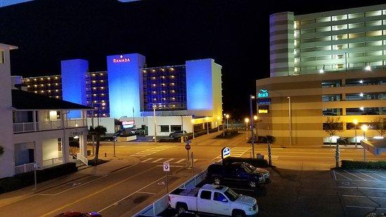 Howard Johnson Hotel Virginia Beach Oceanfront
