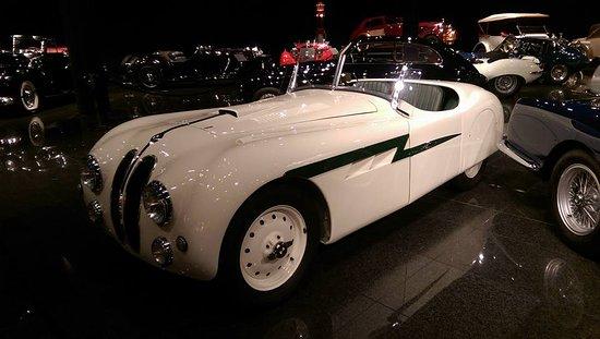 Данвилл, Калифорния: 1939 Fraser Nash/BMW..