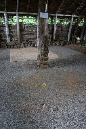 Kealia, HI: Mens hut