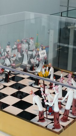 Corning, Estado de Nueva York: Gianni Toso: Chess Set