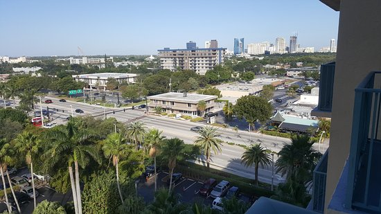 view from room picture of embassy suites by hilton fort rh tripadvisor com