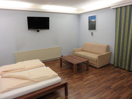 Hotel Schwartz: Standard double room #221