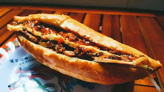 le sandwich madame Khánh