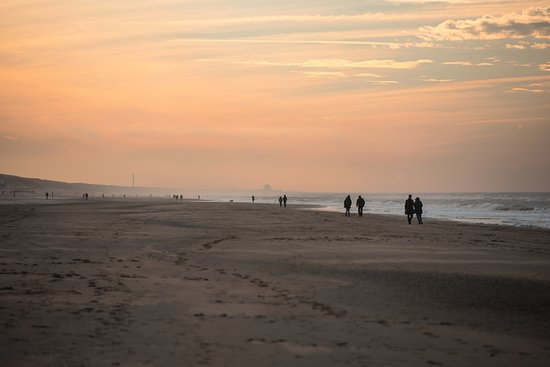 Bloemendaal, Paesi Bassi: great beach