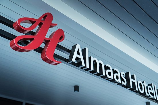 Logo Almaas Hotell Stord