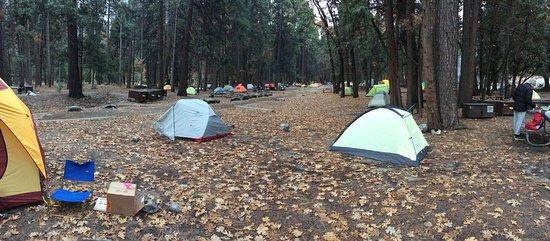 Camp 4 : Campsite