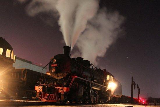 Diaobingshan Steam Locomotive Museum