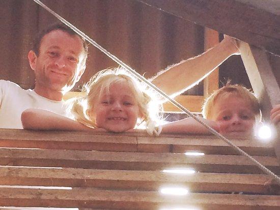 Farm Fun: Fun in the barn