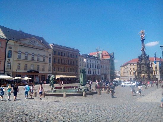 Moravske divadlo Olomouc