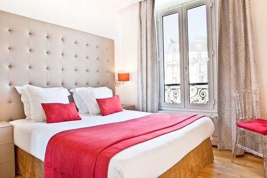 Hotel Eiffel Segur Paris France