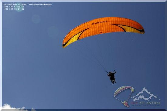 Gudauri Paragliding