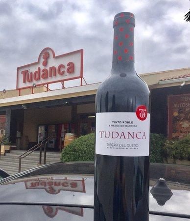 Fuentespina, España: Restaurante - Hotel y Vino - Buen Negocio.