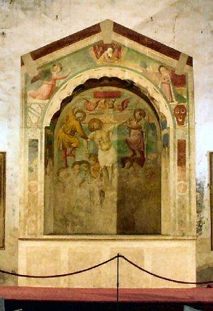 Certaldo, Italien: Tabernacolo dei Giustiziati